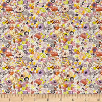 Liberty Fabrics Tana Lawn Sugar Rush Yellow/Multi