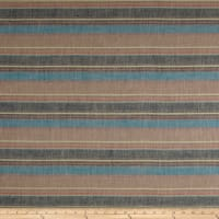 Striped Basketweave Distressed Multi