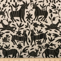 AMERICAN MADE Artistry Fiesta Otomi Inspired Jacquard Onyx