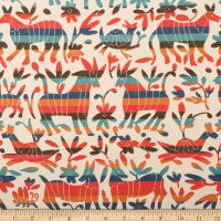 AMERICAN MADE Artistry Fiesta Otomi Inspired Jacquard Pueblo Inspired Multi