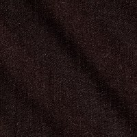 Merino Wool Suiting Solid Dark Brown