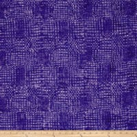 Timeless Treasures Tonga Batik Pinwheel Loom Purple