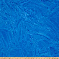 Island Batik Cotton Bluebird