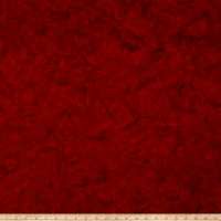 Island Batik Cotton Cherry