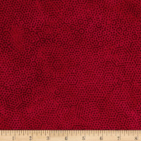 Andover Dimples Wide Back Red