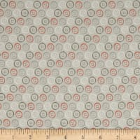Handmade Buttons Grey