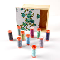 Aurifil Anna Maria Horner Cool and Collected Limited Edition