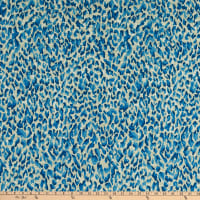 Swavelle Indoor/Outdoor Azzora Ocean Blue