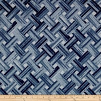 Golding by P/Kaufmann Weaver Jacquard Blue