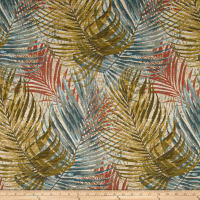 Swavelle/Mill Creek Canopy Fern Jacquard Multi