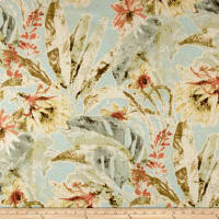 Tommy Bahama Home Kamari Linen Blend Seaspray