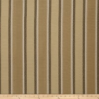 Laura & Kiran Valencia Stripe Canvas Tan/Sand