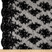 Telio Veronica Lace EmbroideryBlack