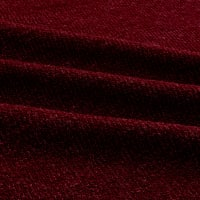 Telio Ashmore Rib Sweater Knit Burgundy