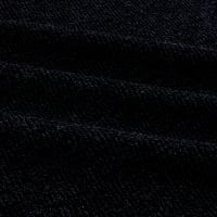 Telio Ashmore Rib Sweater Knit Stretch Navy