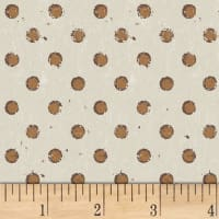 Espresso Yourself Polka Dots Light Khaki