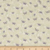 Heavenly Hydrangeas by Sue Zipkin Y2257 Light Khaki