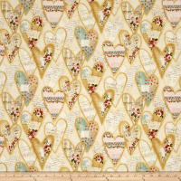 Love Song by Skipping Stone Studios Y2272 Light Butter