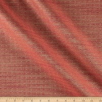 Metallic Tweed Jacquard Ruby
