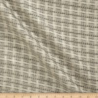 Chunky Tweed Texture Basketweave Pewter