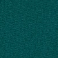 Machine Washable Solid Poly Teal
