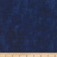 "Timeless Treasures 108"" Extra Wide Studio Texture Midnight"