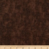 "Timeless Treasures 108"" Extra Wide Studio Texture Chocolate"