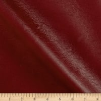 Regal Breathable Faux Leather Cranberry