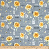 Bee My Sunshine Market Place Seed Packets Grey