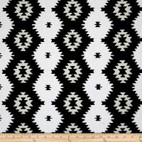 Daring Tribal Noir Black