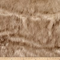 Michael Miller Alaskan Bear Faux Fur Cream