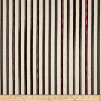 Ralph Lauren Home LFY66948F Flint Hill Stripe Candlewick Canvas