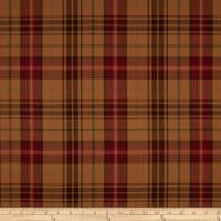 Ralph Lauren Home LCF13564F Kensington Tartan Twill Tan