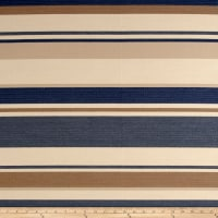 Ralph Lauren Home Outdoor Sunbrella Dune Point Stripe Horizon