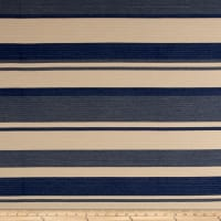 Ralph Lauren Home Outdoor Sunbrella Dune Point Stripe Riviera