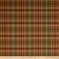 Ralph Lauren Home LCF17100F Ennis Plaid Olive