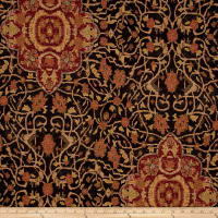 Ralph Lauren Home LCF50555F Canonbury Tapestry Ebony