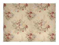 Ralph Lauren Home LCF18375F Angela Floral Basketweave Cream