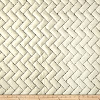 Brick Quilted Basketweave Cotton
