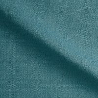 Suntastic Outdoor Basketweave O'Top Linen Aqua