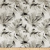 Premier Prints Frond Flax Basketweave Sable
