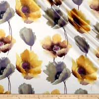 Anthium Floral Machine Washable Satin Sunflower
