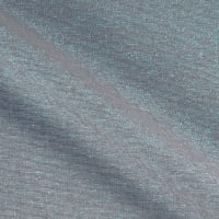 Kaufman Essex Yarn Dyed Metallic Linen Blend  Platinum