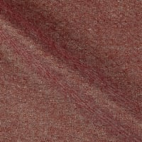 Kaufman Essex Yarn Dyed Metallic Linen Blend  Ruby