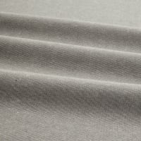 Kaufman Essex Linen Canvas Yard Dyed Steel