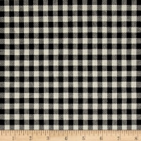 Kaufman Sevenberry: Classic Plaid Twill  Plaid Pepper