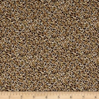 Kaufman Sevenberry: Petite Garden Lawn Flowers Brown