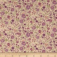 Kaufman Sevenberry: Petite Garden Lawn  Flowers Purple