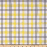 Kaufman Brooklyn Plaid Flannel Bumble Bee