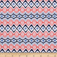 Camelot Collection Ikat Multi
